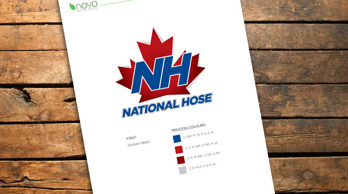 National Hose Brand Design London Ontario